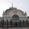 Железнодорожные вокзалы в Чернышевске