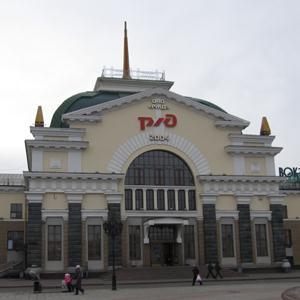Железнодорожные вокзалы Чернышевска